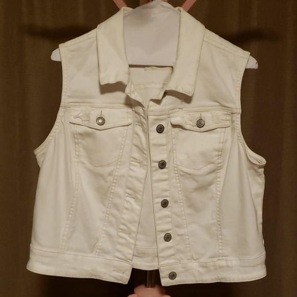 mossimo Jackets & Blazers - Mossimo Vest